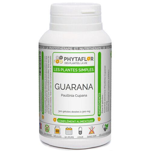 PHYTAFLOR Guarana Phytaflor - . : 50 gélules
