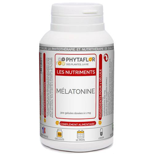 PHYTAFLOR Mélatonine Phytaflor.