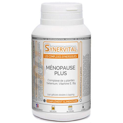 PHYTAFLOR Ménopause Plus Phytaflor - . : 1000 gélules