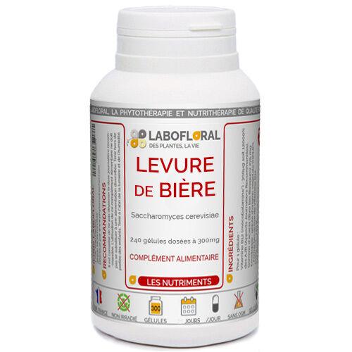 PHYTAFLOR Levure de Bière inactive Phytaflor - . : 50 gélules