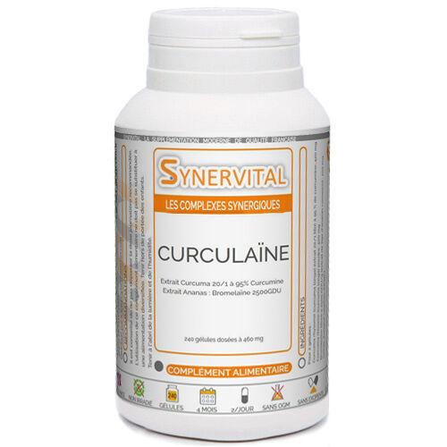 PHYTAFLOR Curculaïne, Curcuma + Bromélaïne Phytaflor