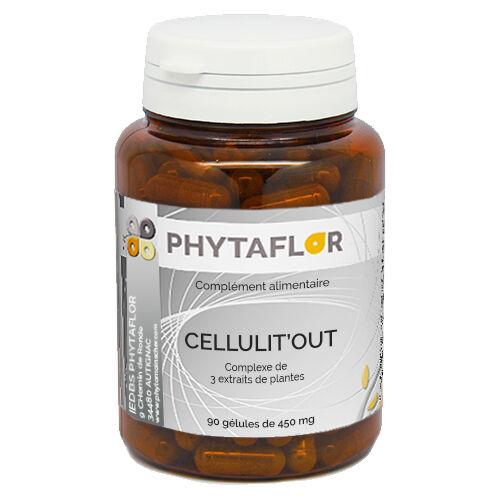 PHYTAFLOR Complexe Cellulit'out Phytaflor 425 mg - contenance : 300 gélules
