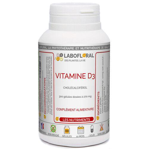 PHYTAFLOR Vitamine D3 Phytaflor.