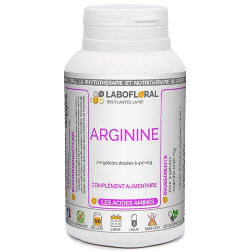 PHYTAFLOR Arginine Phytaflor acide aminé.
