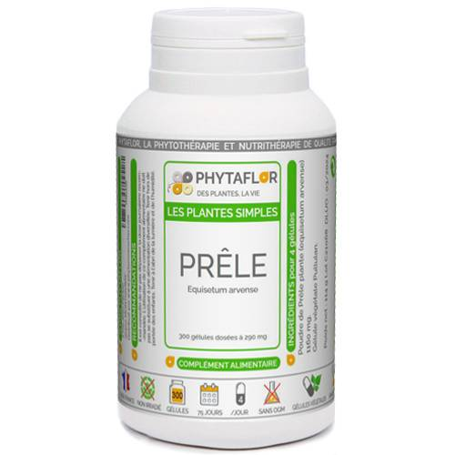 PHYTAFLOR Prêle Phytaflor - . : 50 gélules