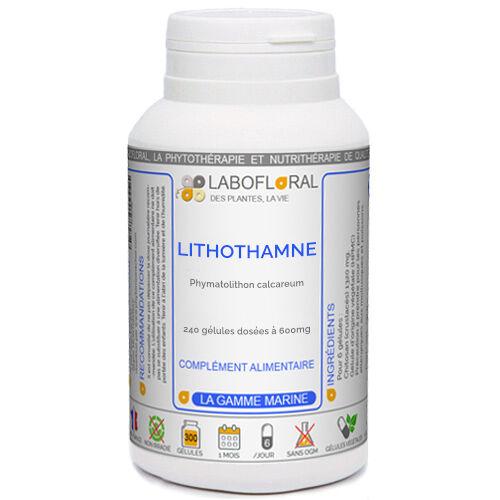 PHYTAFLOR Lithothamne Phytaflor - . : 50 gélules