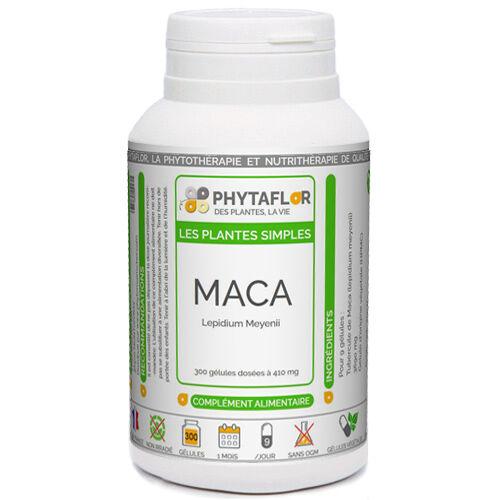 PHYTAFLOR Maca Phytaflor - . : 300 gélules