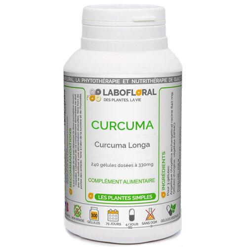 PHYTAFLOR Curcuma racine Phytaflor. - . : 1000 gélules