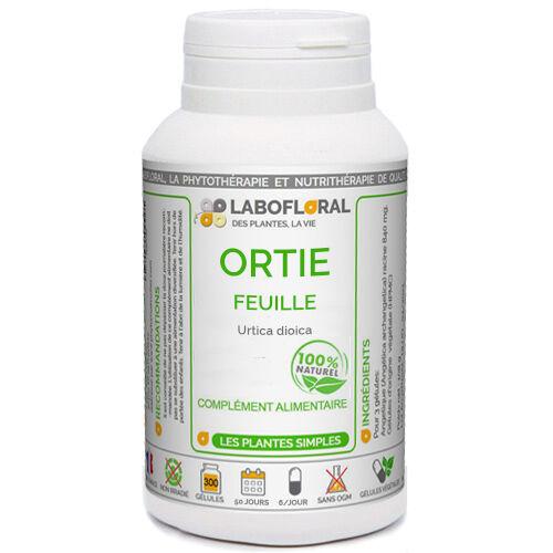 PHYTAFLOR Ortie feuille Phytaflor - . : 300 gélules