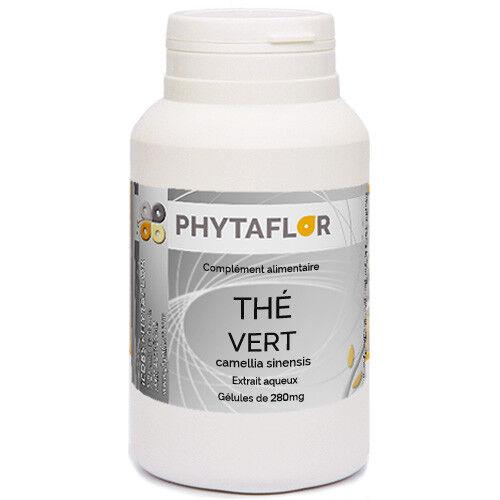 PHYTAFLOR Thé Vert Phytaflor - . : 1000 gélules