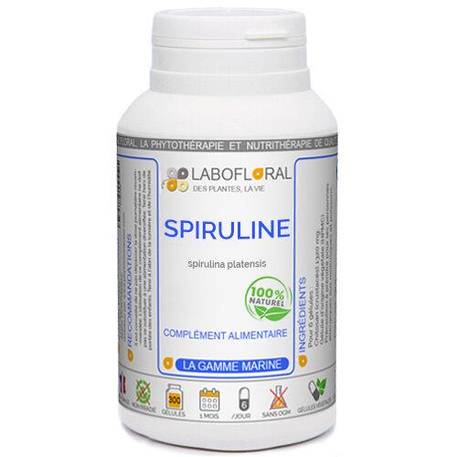 PHYTAFLOR Spiruline Phytaflor. - . : 300 gélules