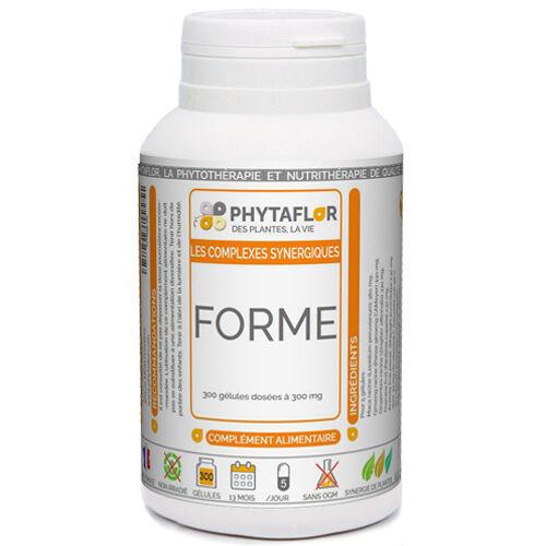 PHYTAFLOR Forme Phytaflor - . : 50 gélules