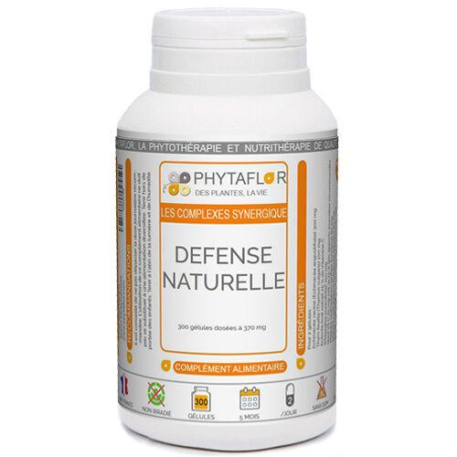 PHYTAFLOR Défense, Système Immunitaire Phytaflor - . : 300 gélules
