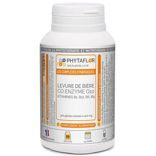 PHYTAFLOR Coenzyme Q10 Phytaflor - . : 300 gélules