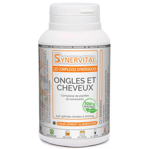 PHYTAFLOR Ongles & Cheveux Phytaflor - . : 50 gélules