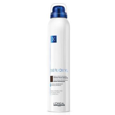 L'Oréal Professionnel Spray Colorés Volumateur Brun Serioxyl 200 ML