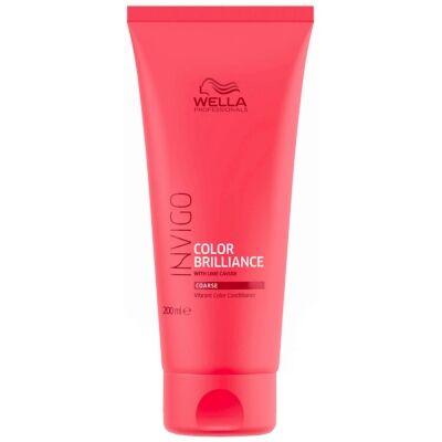 Wella Conditioner Color Brilliance Invigo Cheveux Épais Wella 200 ML