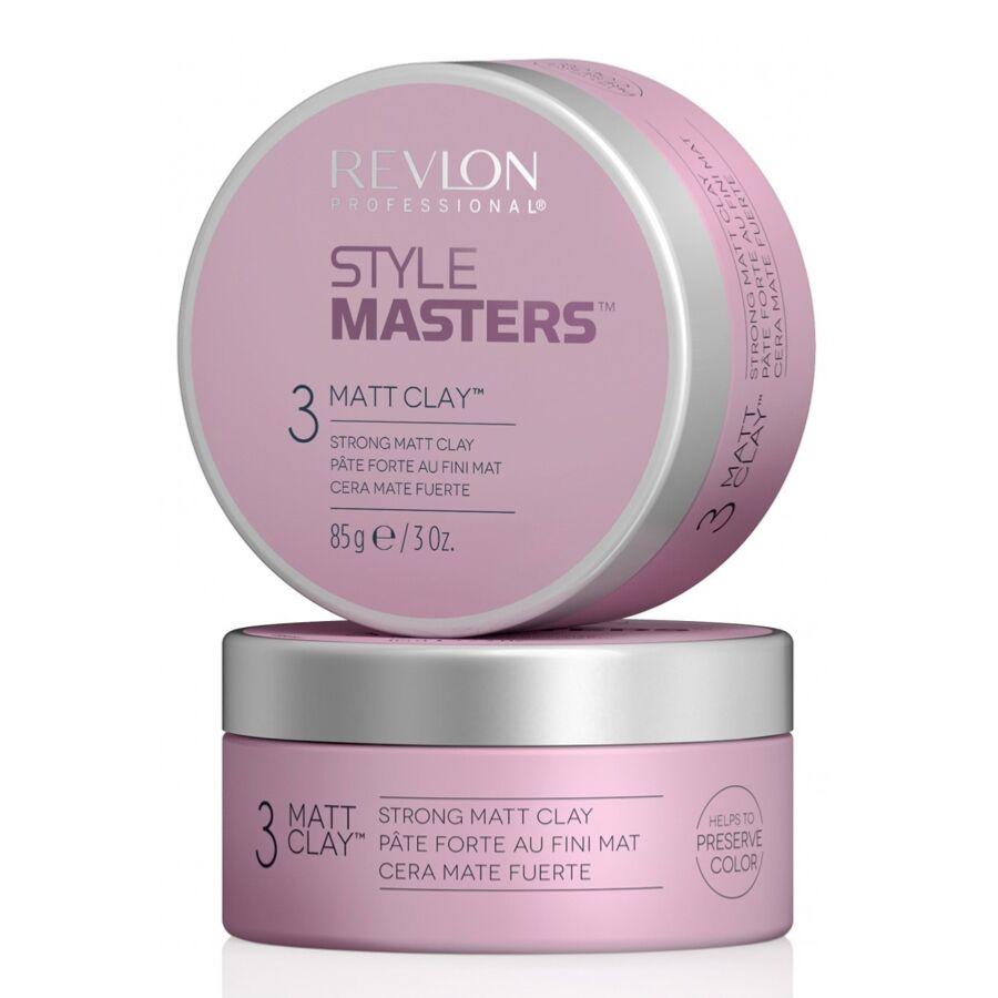 Revlon Professional Matt Clay Style Masters 85 G