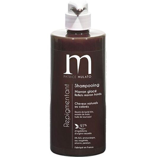 Mulato Shampoing Repigmentant Marron Glacé Mulato 500 ML