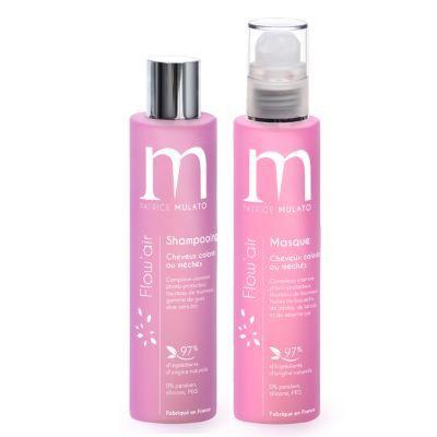 Mulato Duo Shampoing & Masque Cheveux Colorés/Méchés Mulato