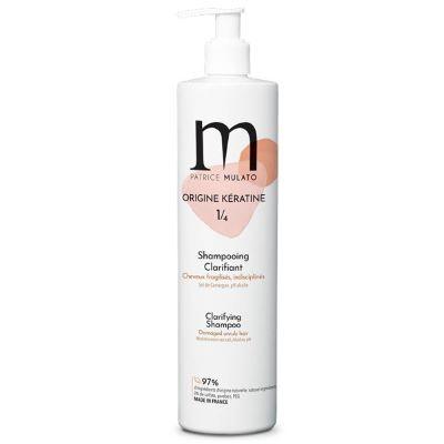 Mulato Shampoing Clarifiant 1/4 Origine Kératine Mulato 100 ML
