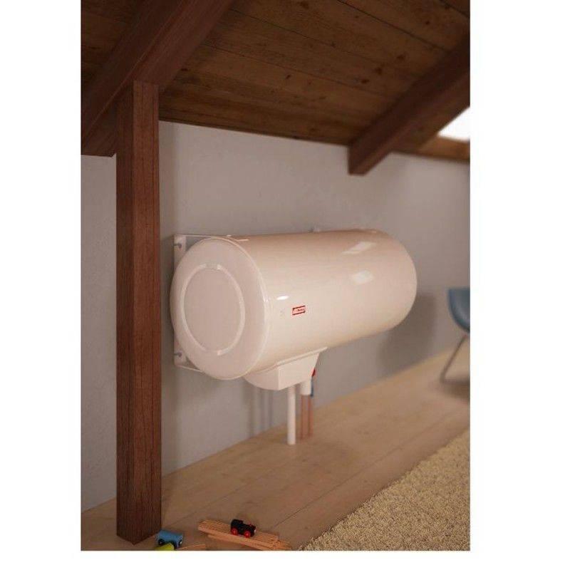 Thermor Chauffe-eau électrique Thermor blindé horizontal mural 200 litres