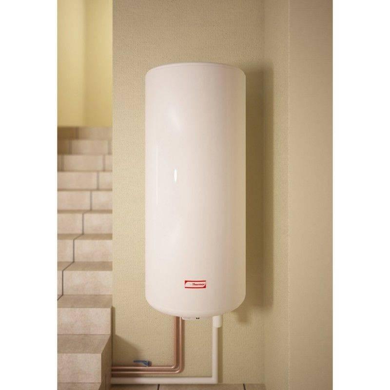Thermor Chauffe-eau électrique 150 L Thermor Duralis Aci Hybride vertical mural
