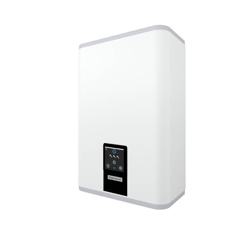 Thermor Chauffe-eau électrique Malicio 2 - 120 litres extra plat connecté - Thermor