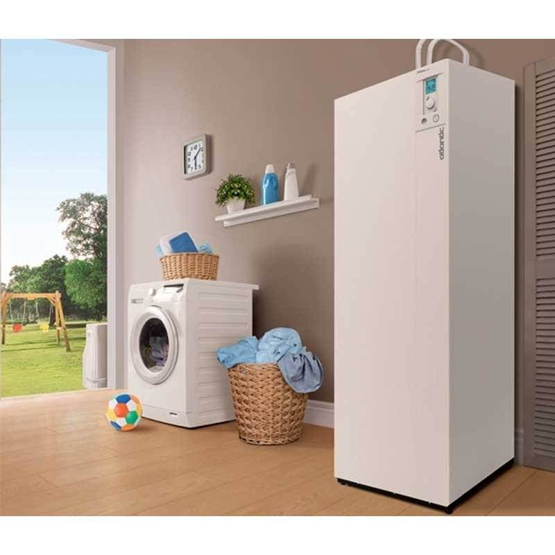Atlantic Pompe à chaleur air-eau Extensa Duo AI 6 Kw R32 - Atlantic