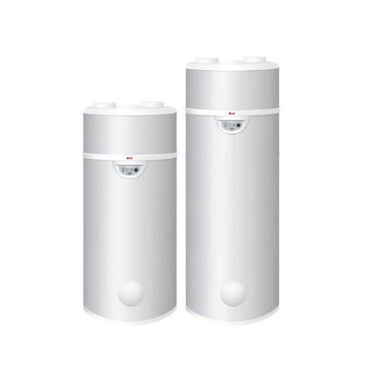 Auer Chauffe eau thermodynamique 270 litres /2 sur boucle d'eau Edel d'Auer