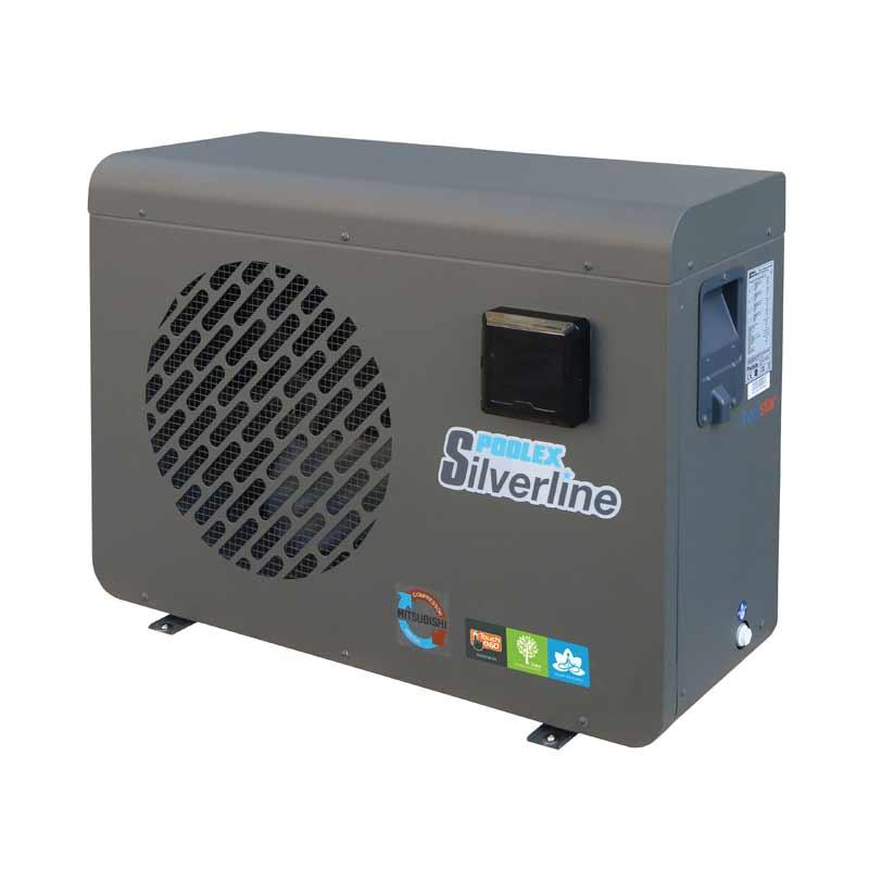 Poolex Pompe à chaleur piscine Poolex Silverline 150 - Gaz R32