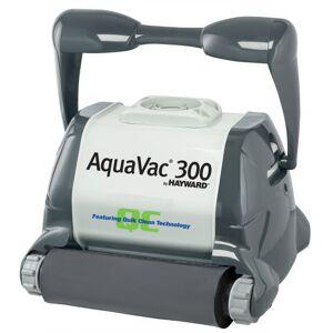 Hayward Robot Aquavac 300 QC - Brosses picots avec chariot - Publicité