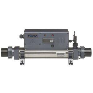 ELECRO ENGINEERING Réchauffeur Vulcan Digital Titane - 12 kW triphasé - Publicité