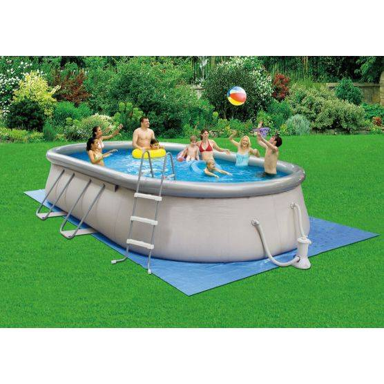 Garden Leisure Piscine Hors sol Garden Leisure autoportante