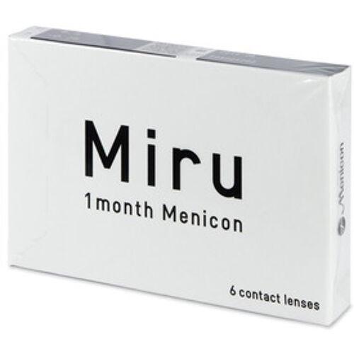 Miru 1 Month - Boîte de 6 Lentil...