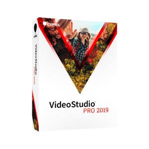 Corel VideoStudio Pro 2019 - Offre déstockage - Ancienne version