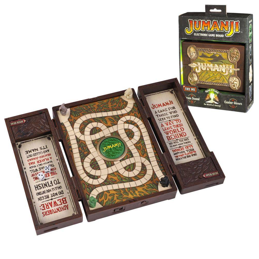 The Noble collection Réplique du Jeu Jumanji