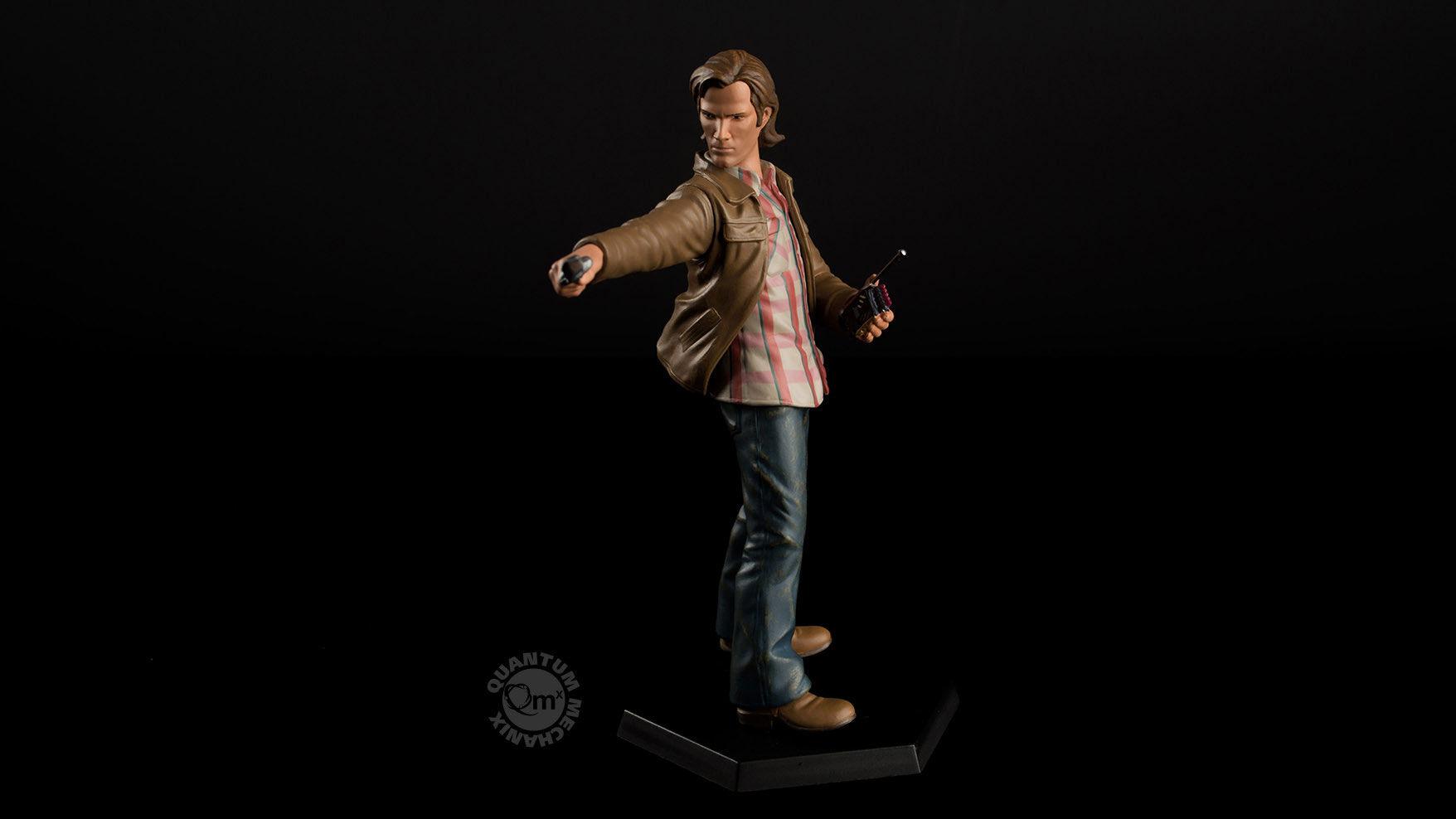 Quantum Mechanix Supernatural figurine Mini Masters Sam Winchester 13 cm figurine sam