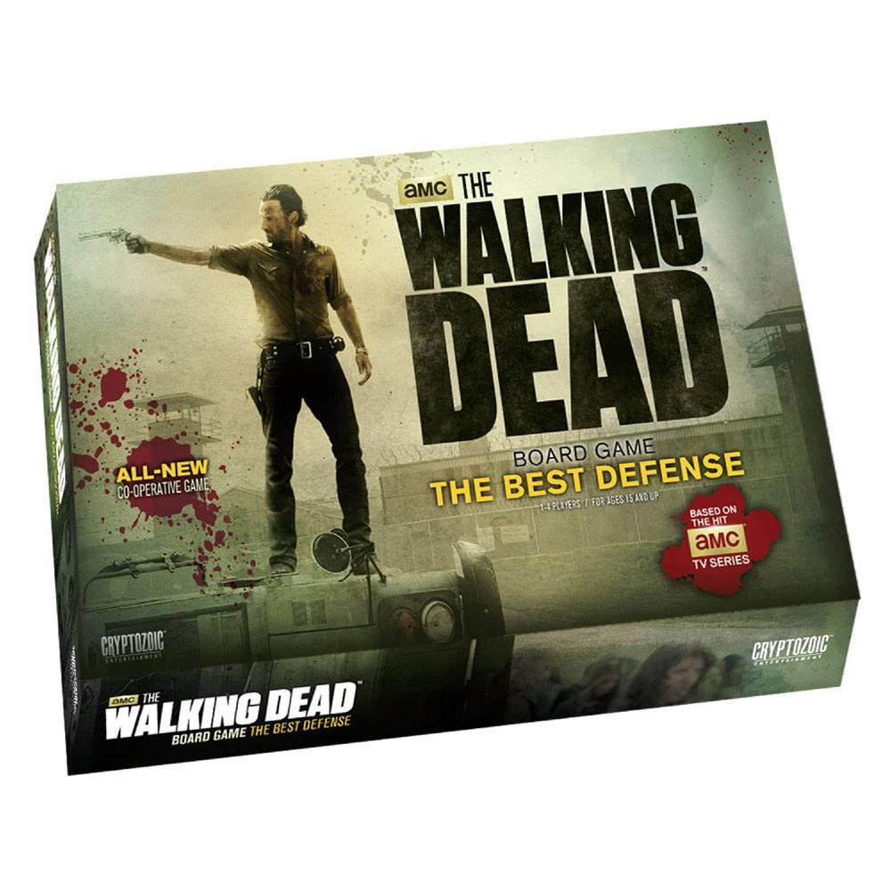 Cryptozoic Jeu de société The Walking Dead
