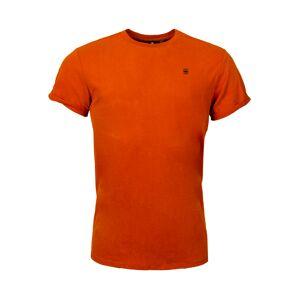 G-Star Tee-shirt col rond G-star en coton orange - ORANGE - S - Publicité