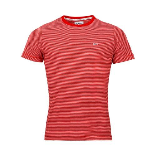 Tommy Jeans Tee-shirt col rond T...