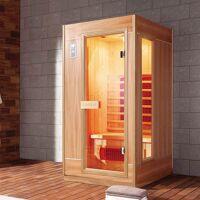 'Bain et Confort' 'Sauna infrarouge 2 places Ankara' <br /><b>1930 EUR</b> Bain et Confort