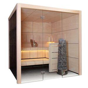 "Harvia ""Sauna Traditionnel 4 à 5 places Claro - Harvia"" - Publicité"