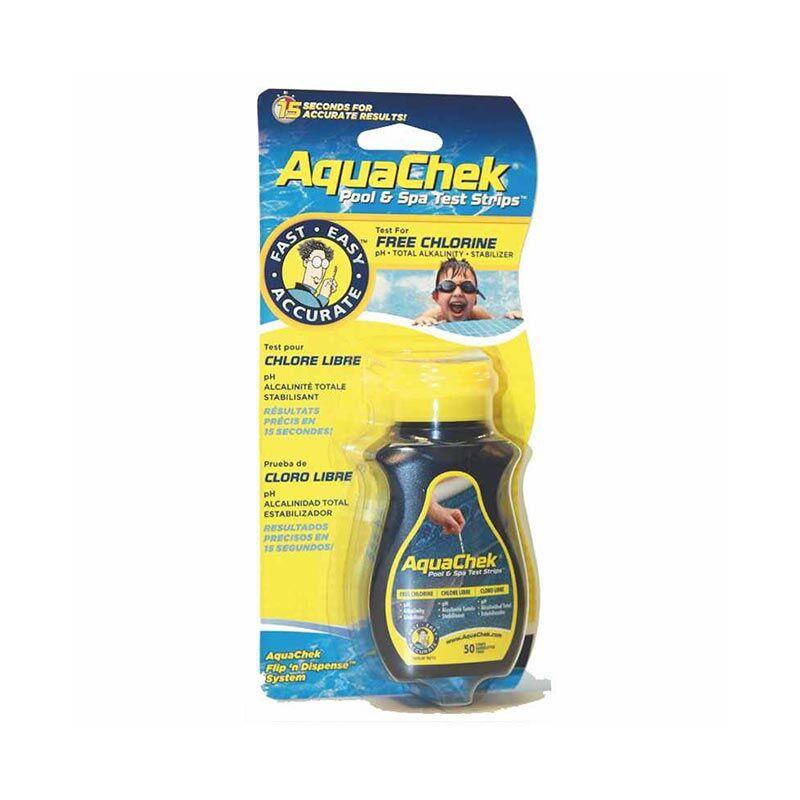 """Aquachek """"AquaChek jaune 4 en 1"""""""
