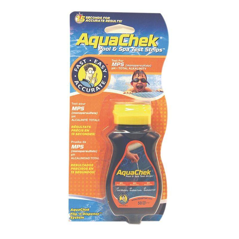 """Aquachek """"AquaChek rouge - Oxygène Actif - 3 en 1"""""""