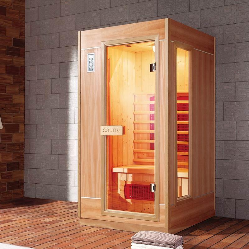 'Bain et Confort' 'Sauna infrarouge 2 places Ankara'