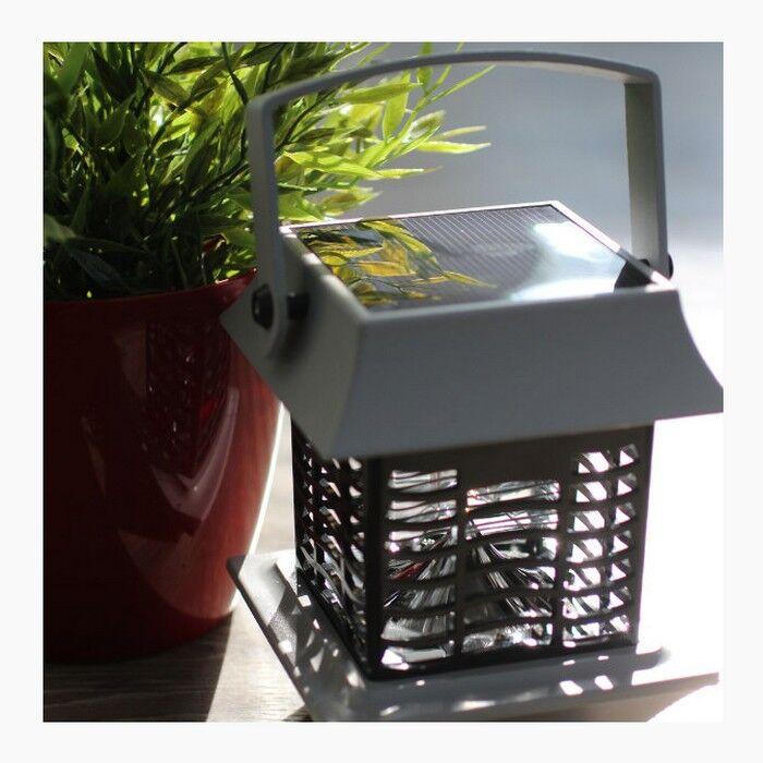 Watt&home Lanterne anti-moustique solaire