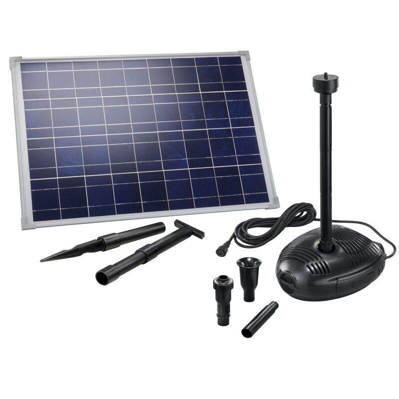 Esotec Kit pompe solaire bassin ou fontaine Genova 1700L-35W