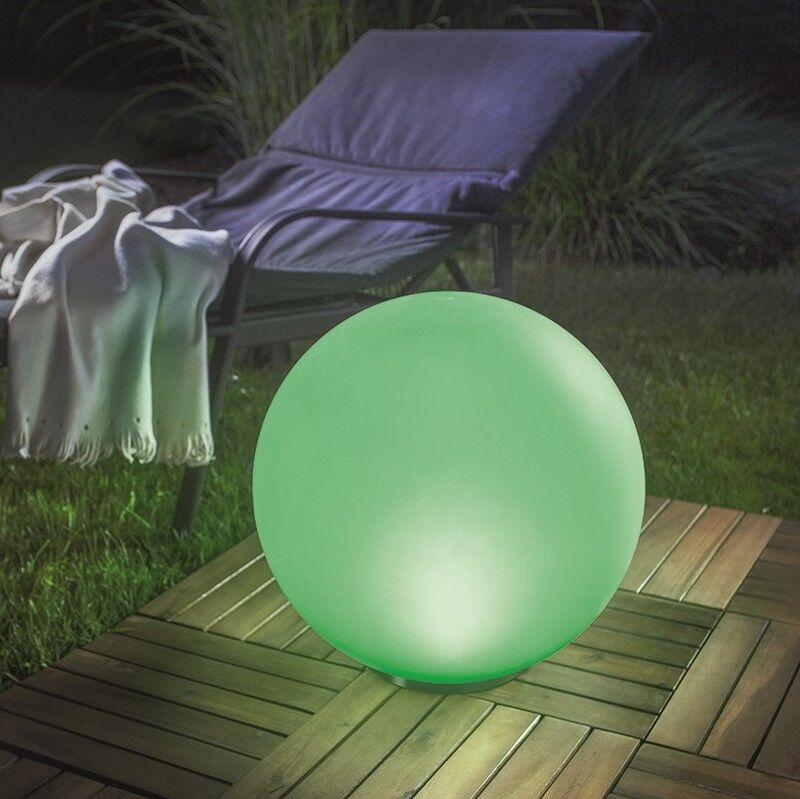 Esotec Boule solaire multicolore 40 cm