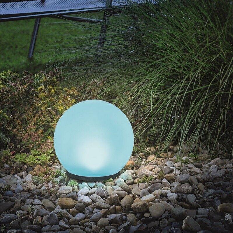 Esotec Boule solaire multicolore 20 cm